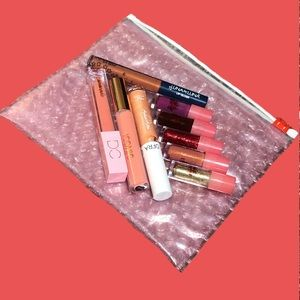 9 Piece Lipgloss Set
